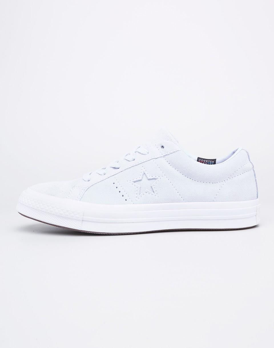 Duquesa unidad Mejor  Sneakers - tenisky Converse One Star Blue Tint/Blue Tint/White   SwagWear.cz