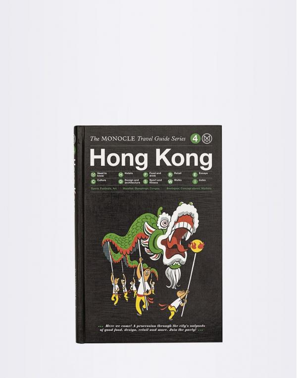 Gestalten Hong Kong: The Monocle Travel Guide Series