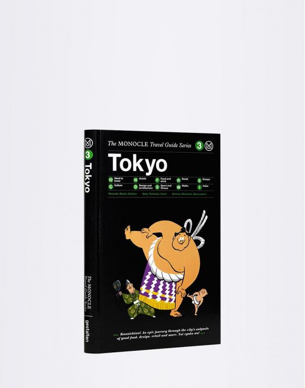 Gestalten Tokyo: The Monocle Travel Guide Series