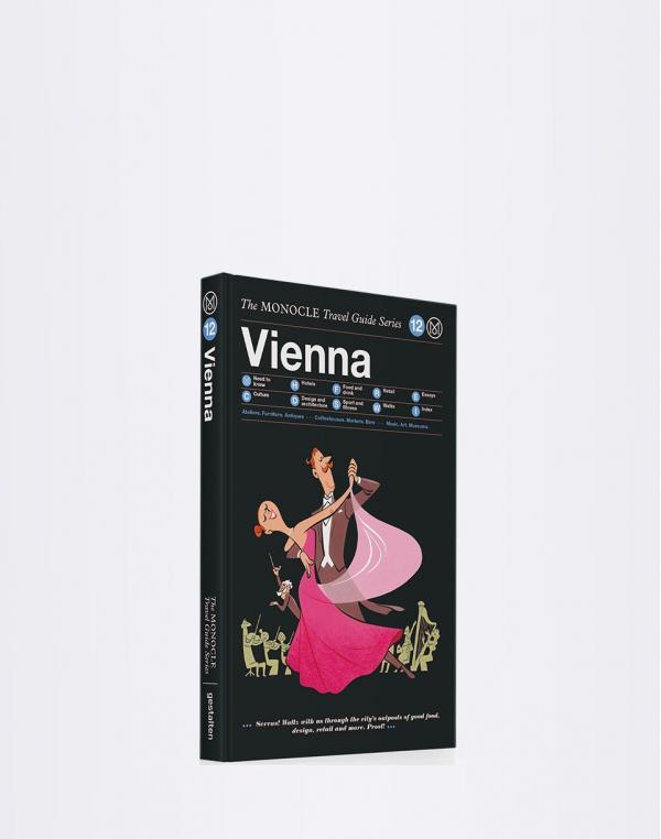 Gestalten Vienna: The Monocle Travel Guide Series