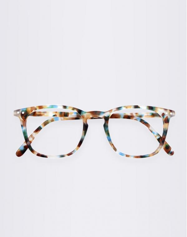 Izipizi Screen #E Blue Tortoise Soft