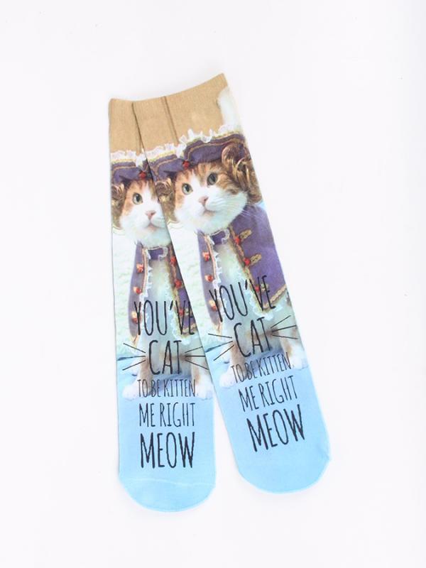 Ponožky Alcott CALZINI ANIMALI Barevná