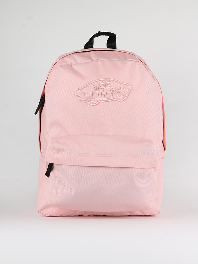 7567d43d6 Batoh Vans WM REALM BACKPACK Blossom Růžová