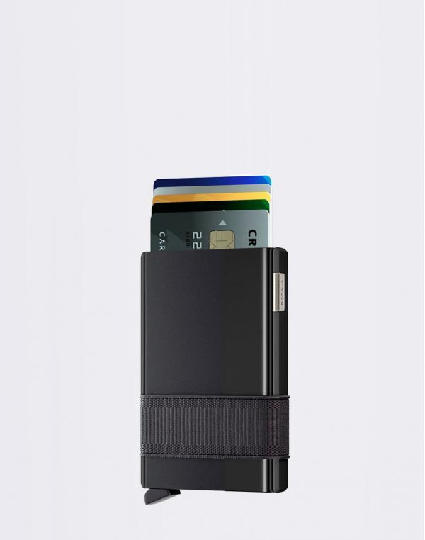 Secrid Cardslide Black-Black
