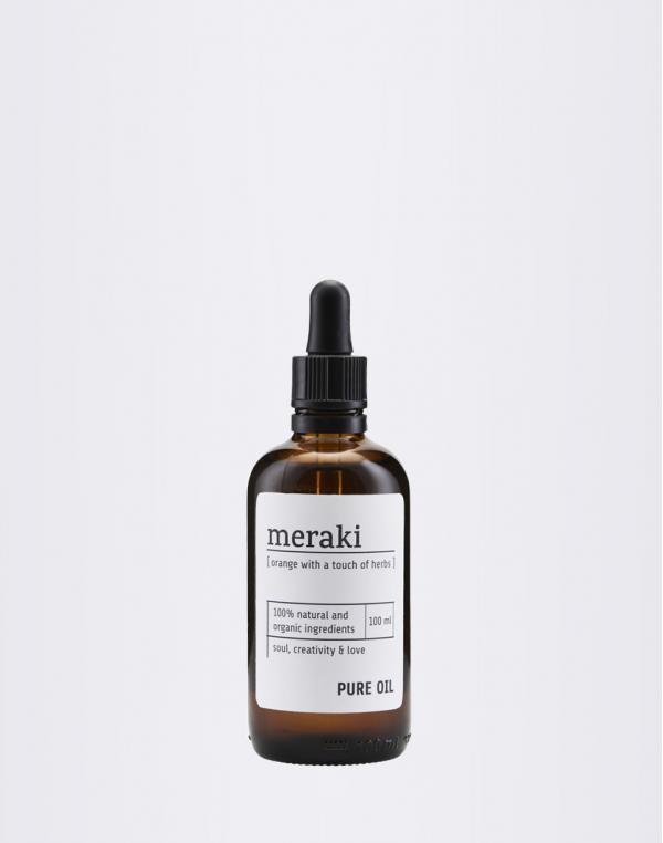 Meraki Pure Oil Orange With Touch Of Herbs
