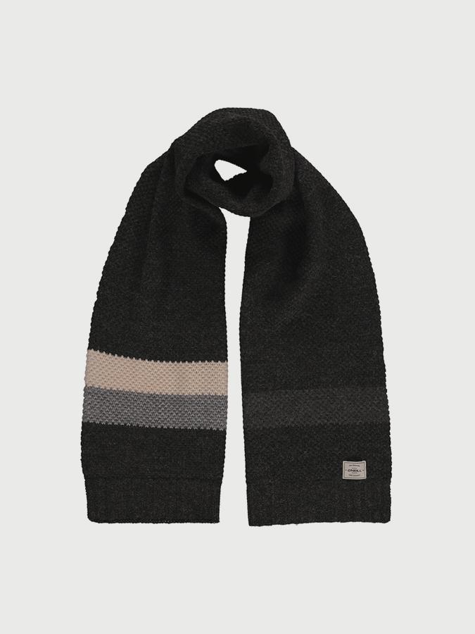 d645584b0c5 Šála O´Neill BM Snowset Wool Mix Scarf Černá