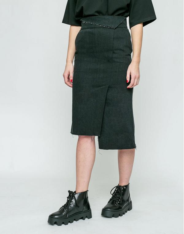 Chatty Indeed Her Skirt 38