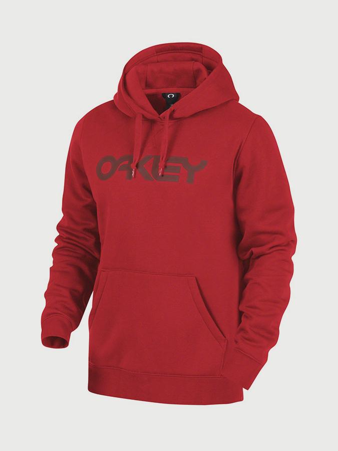 Mikina Oakley Dwr Fp P O Hoodie Red Line Červená  8ad27888af
