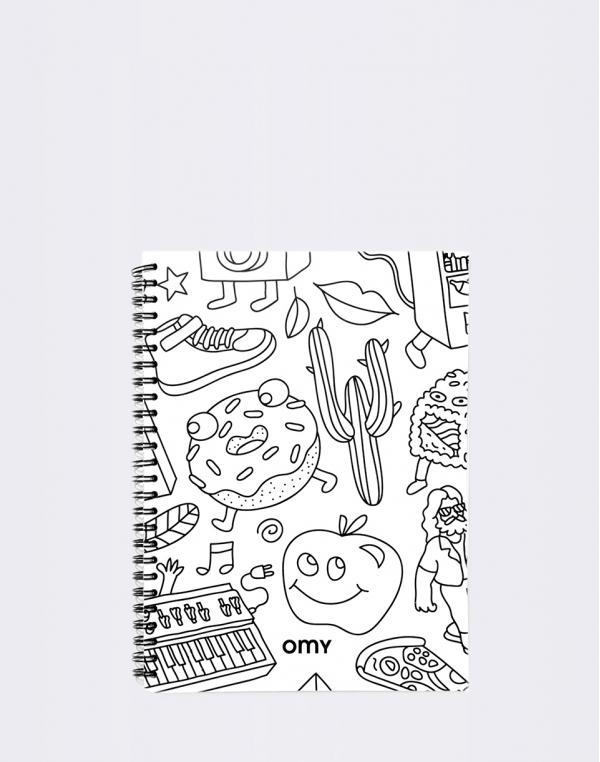 OMY Spirale Sketch Book