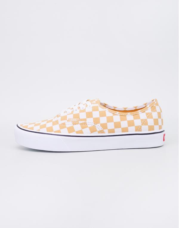 Vans Authentic Lite Ochre/True White 42