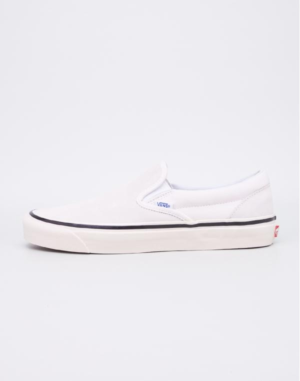 Vans Classic Slip-On 98 DX Suede/Og White 45