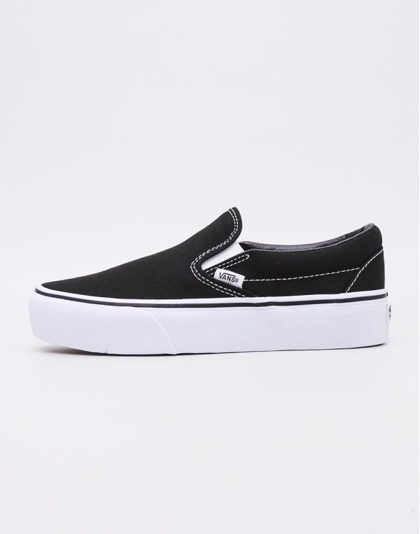 Vans Classic Slip-On Platform Black 37