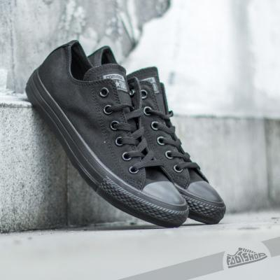 Converse Chuck Taylor All Star OX Black Monoch
