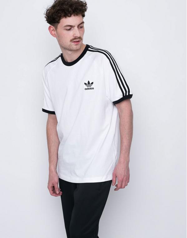 adidas Originals 3-Stripes White L