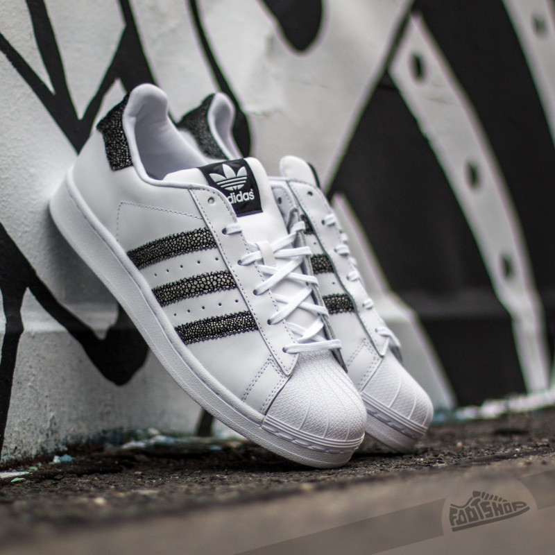 san francisco 795f1 b671d adidas superstar ftw white core