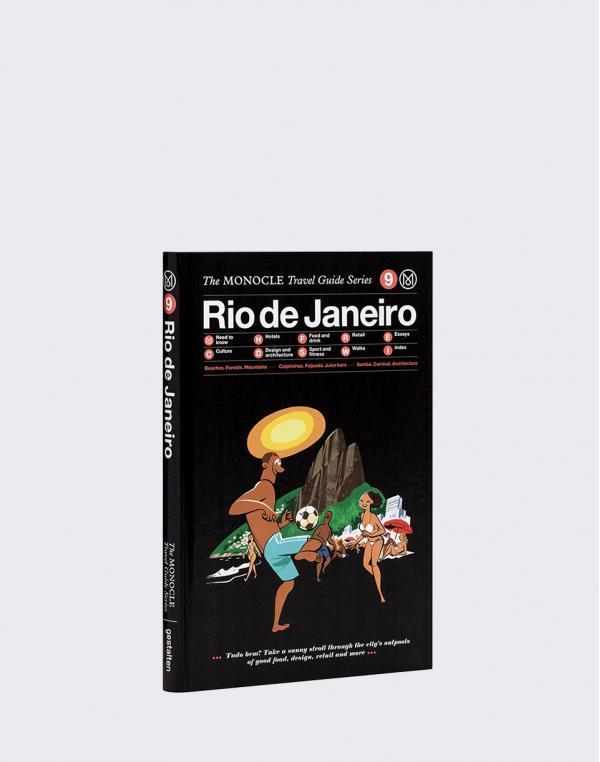 Gestalten Rio de Janeiro: The Monocle Travel Guide Series