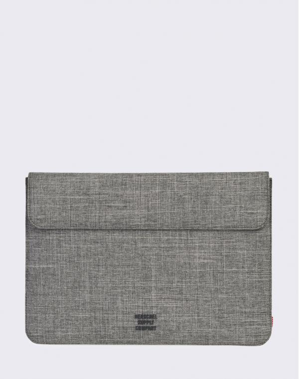 Herschel Supply Spokane Sleeve for 13 inch Macbook Raven Crosshatch