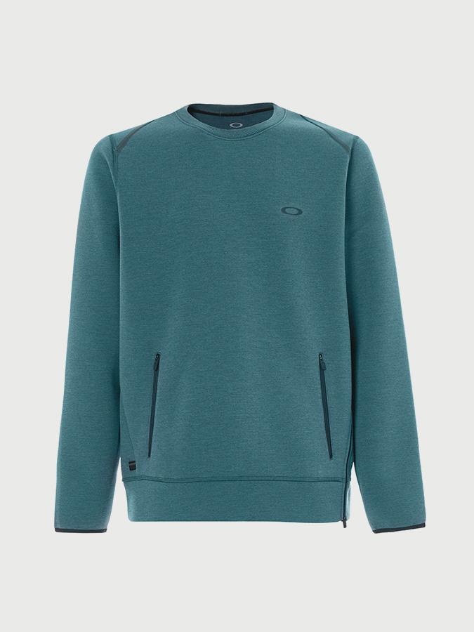 Mikina Oakley Tech Knit Crew Modrá  fe06d57def