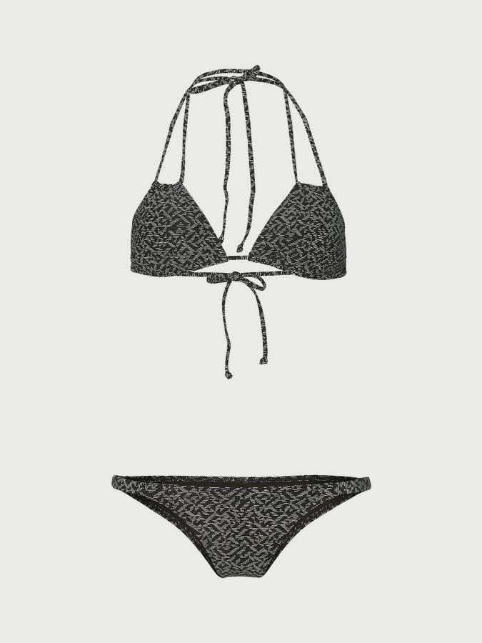 28897934d3 Bikiny O´Neill Pw Triangle Bikini Černá