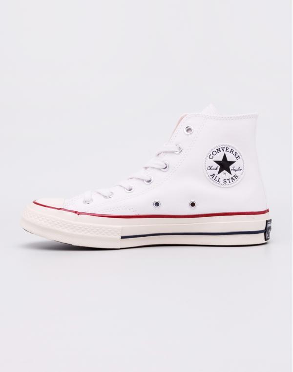 Converse Chuck 70 Classic White/ Garnet/ Egret 37