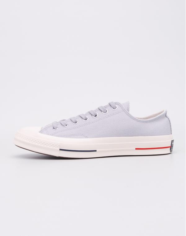 Converse Chuck Taylor All Star 70 OX Wolf Grey/ Navy/ Gym Red 43