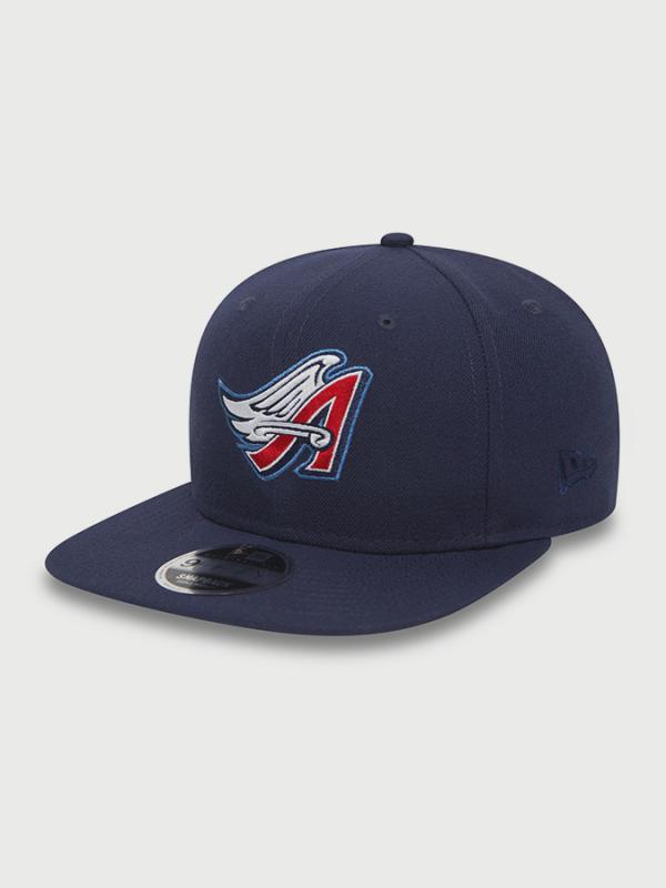 Kšiltovka New Era 950 MLB Original Fit CST 2 ANAANGCO Modrá