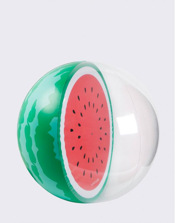 Sunnylife XL Inflatable Ball Watermelon SS18 S8MBALWM