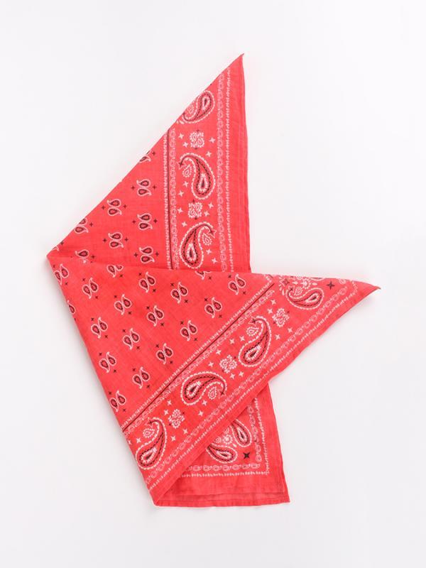 Šátek Terranova Sciarpa Tessuta Červená