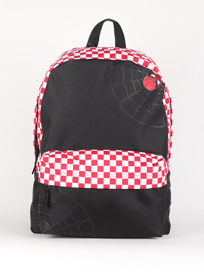 2a1c353db2 Batoh Vans WM (Marvel) Spidey Spiderman Realm Backpack Black Racing Barevná