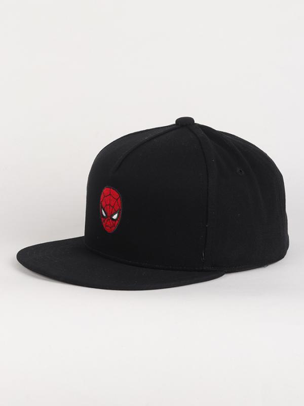 8795f566903 Kšiltovka Vans BY X (Marvel) Snapback Spiderman Black Černá