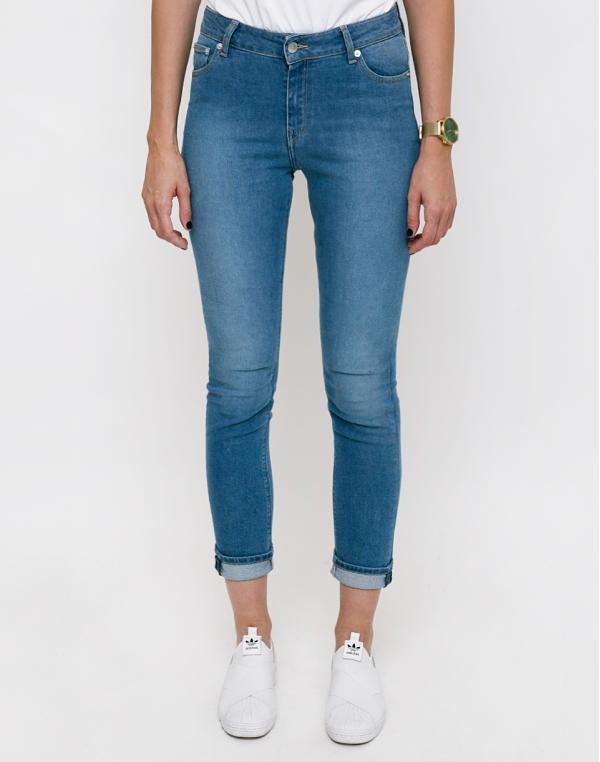 Mud Jeans Skinny Hazen Pure Blue W26/L30