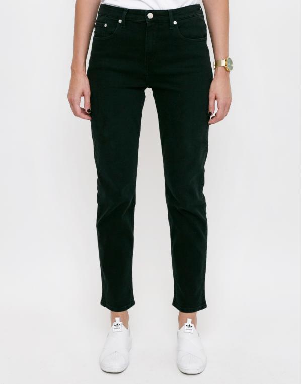 Mud Jeans Stretch Mimi Stone Black W27/L30