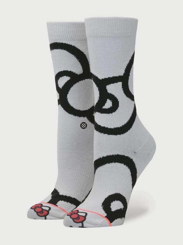 Ponožky Stance Bows White Barevná