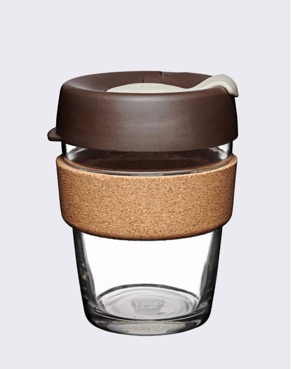 KeepCup Cork Brew Almond M