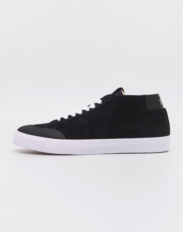 Nike SB Zoom Blazer Chukka XT Black/ Black- Gunsmoke 42,5