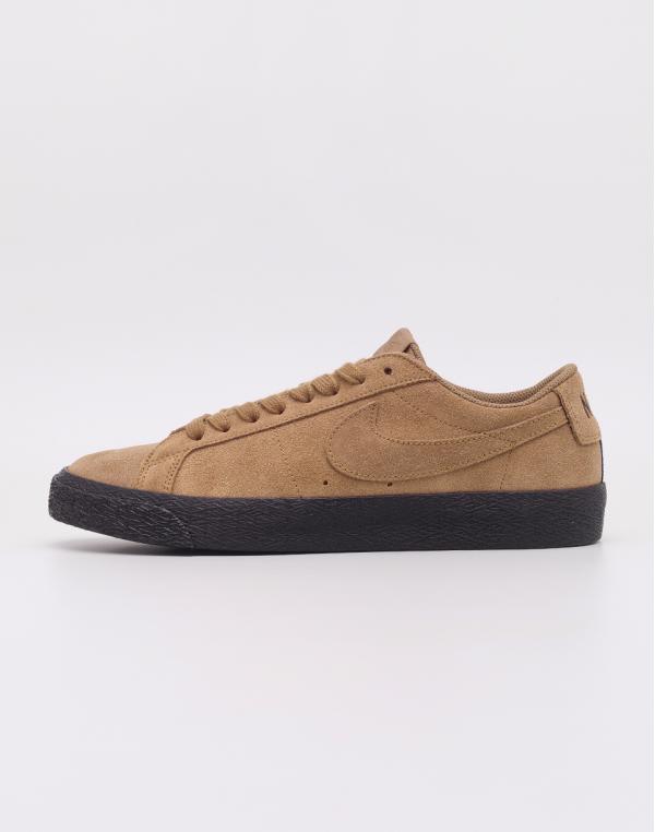 Nike SB Zoom Blazer Low LT British Tan/ LT British Tan - Black 41