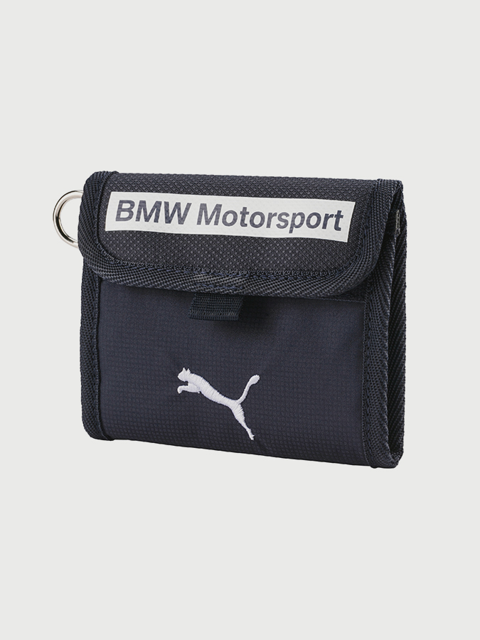 Peněženka Puma BMW Motorsport Wallet Modrá  049e9132c40