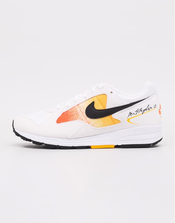 Nike Air Skylon II White/ Black- Amarillo- Total Orange 38