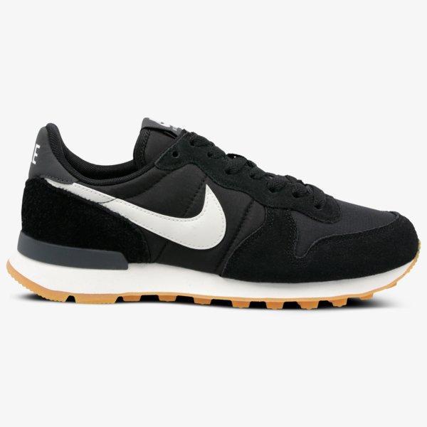 Nike Wmns Internationalist Černá EUR 38