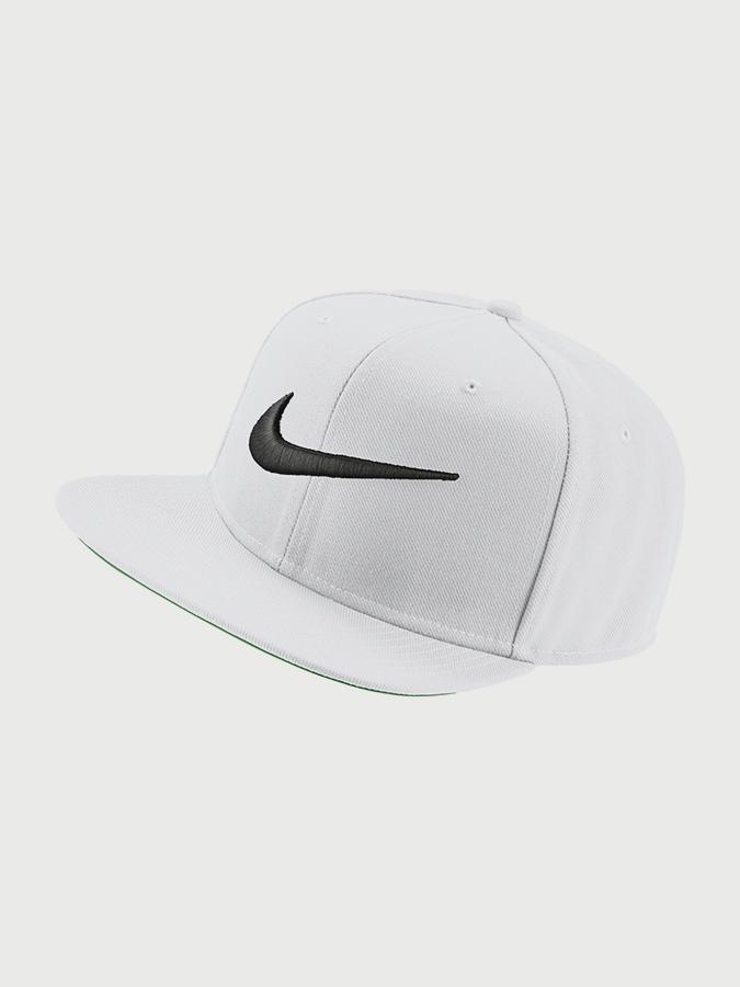 e2bc658c567 Kšiltovka Nike U Nk Pro Cap Swoosh Classic Bílá