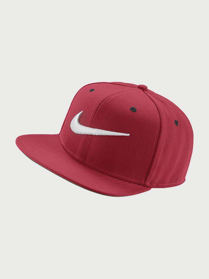 Kšiltovka Nike U Nk Pro Cap Swoosh Classic Červená  f01368a83c