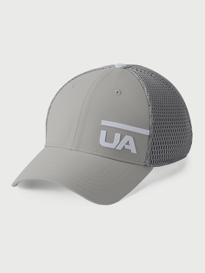 Kšiltovka Under Armour Men  S Train Spacer Mesh Cap Šedá  cb854cdd64