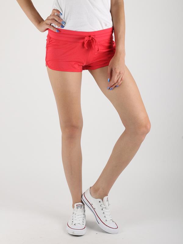 Šortky Terranova Pantalone Corto Červená