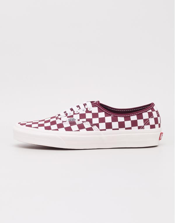 Vans Authentic (Checkerboard) Port Royale/ Marshmallow 42