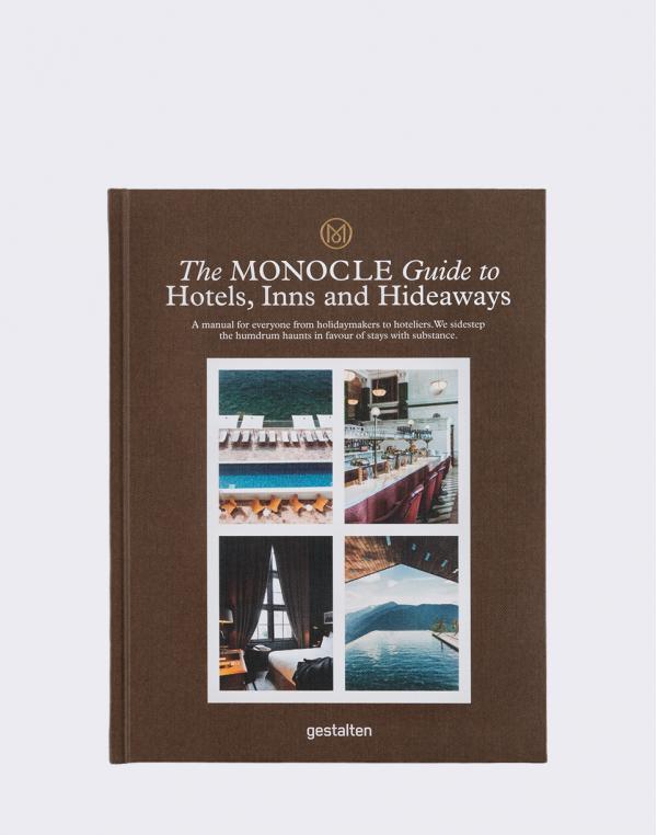 Gestalten Monocle Guide to Hotels, Inns and Hideaways