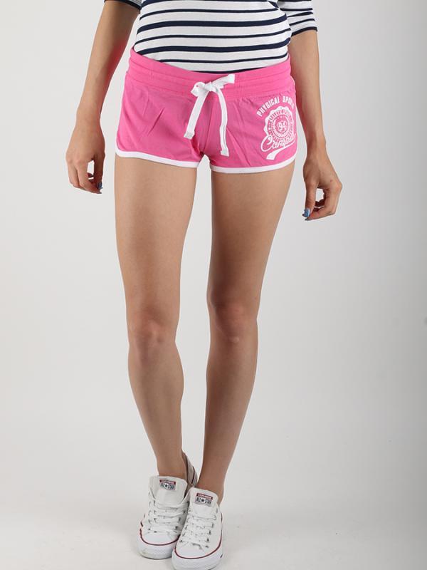 Šortky Terranova Pantalone Corto Růžová