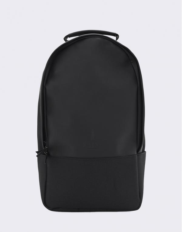 Rains City Backpack 01 Black