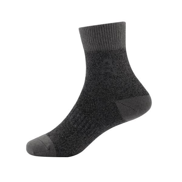 ALPINE PRO 3RAPID 2 NEUTRÁLNÍ / ZEMITÁ Dětské Ponožky L