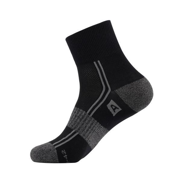 ALPINE PRO 3HARE 2 NEUTRÁLNÍ / ZEMITÁ Unisex Ponožky S