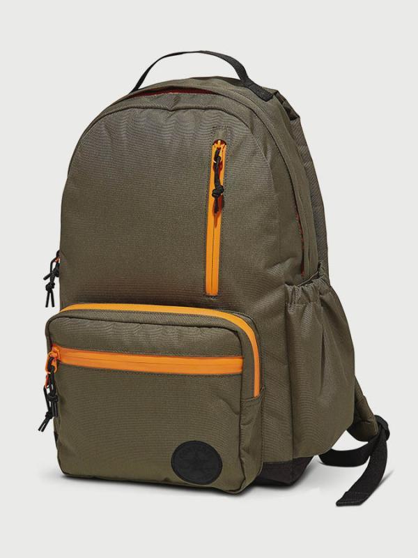 Batoh Converse Go Backpack Hnědá